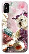 Toto Et Lolo IPhone Case