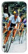 Tour De Force IPhone Case