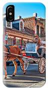 Touring The French Quarter IPhone Case