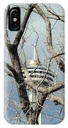 Tower And Trees IPhone Case