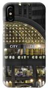 Tower City Close Up IPhone Case