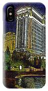 Towering Caesars IPhone Case