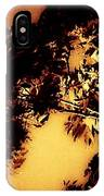 Towering Trees In The Twilight IPhone Case
