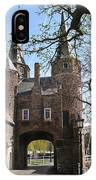 Town Gate - Delft IPhone Case