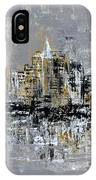 Town Line IPhone Case