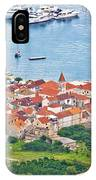 Town Of Seget Aerial View IPhone Case