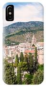 Town Of Tivoli IPhone Case