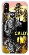 Toy Caldwell At Amber Lake 2 IPhone Case