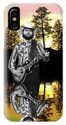 Toy Caldwell At Amber Lake IPhone Case