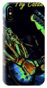 Toy Caldwell Jamming 2 IPhone Case