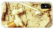 Toy Making At Santas Workshop IPhone Case