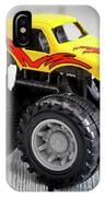 Toy Monster Truck IPhone Case