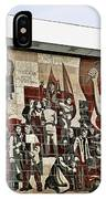 Traces Of Socialist Idealism In Dresden IPhone Case