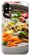 Traditional Chinese Soup  IPhone Case