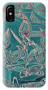 Traditional Dish IPhone Case