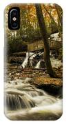 Trahlyta Falls IPhone Case