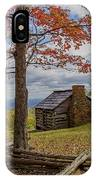 Trail Cabin IPhone Case