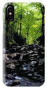 Trail To Chimney Top IPhone Case