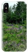 Trail To The Cabin IPhone Case