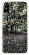 Trail Walking  IPhone Case