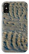 Trails In The Sand IPhone Case