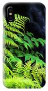 Trailside Plants IPhone Case