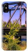 Train Bridge IPhone Case