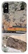 Train Engines IPhone Case