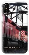 Train IPhone Case