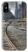 Train Series 1 IPhone Case