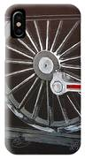 Train Wheels 2 IPhone Case