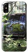 Trainwreck Monster IPhone Case