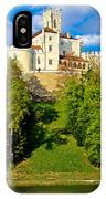 Trakoscan Castle And Green Lake  IPhone Case