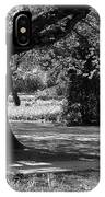 Tralee Town Park Ireland IPhone Case