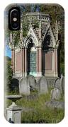 Tranquil Tomb IPhone Case