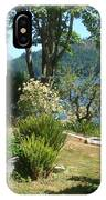 Tranquility At Egmont IPhone Case