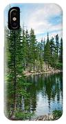 Tranquility - Twin Lakes In Mammoth Lakes California IPhone Case