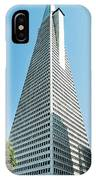 Transamerica Pyramid In San Francisco, California IPhone Case