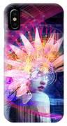 Transcendance IPhone Case
