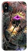 Transcendence In Retrograde IPhone Case