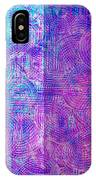 Transchromigration #1 IPhone Case