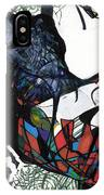 Transdimensional Climber IPhone X Case