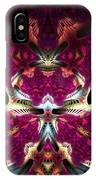 Transfigured Future IPhone Case