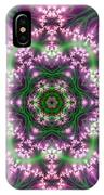 Transition Flower 6 Beats 4 IPhone Case