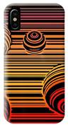 Transitional Flow Map IPhone Case