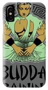 Transparent Logo  IPhone X Case