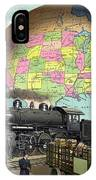Transportation, C1910 IPhone Case