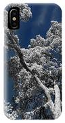 Trapped In Ice IPhone Case