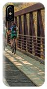 Travel The Buttermilk Trail IPhone Case