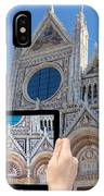 Travel To Siena Concept IPhone Case